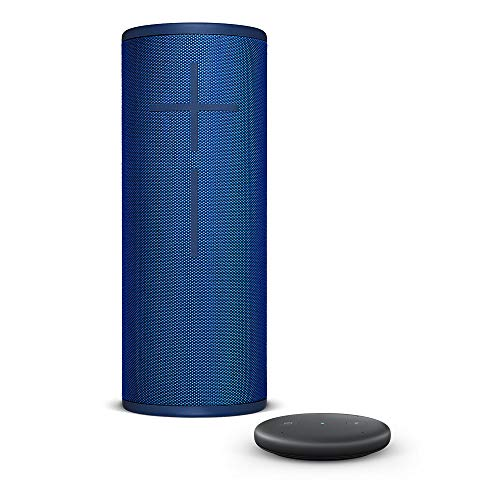 Amazon Echo Input, Nero + Altoparlante Bluetooth wireless Ultimate Ears MEGABOOM 3,...