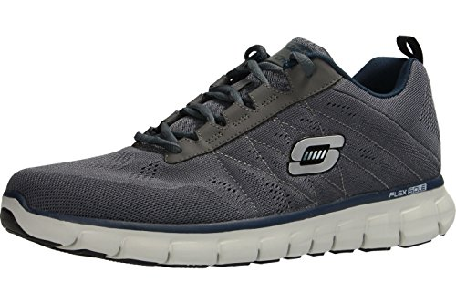 Skechers Synergy Power Switch, Sneakers Uomo Blau