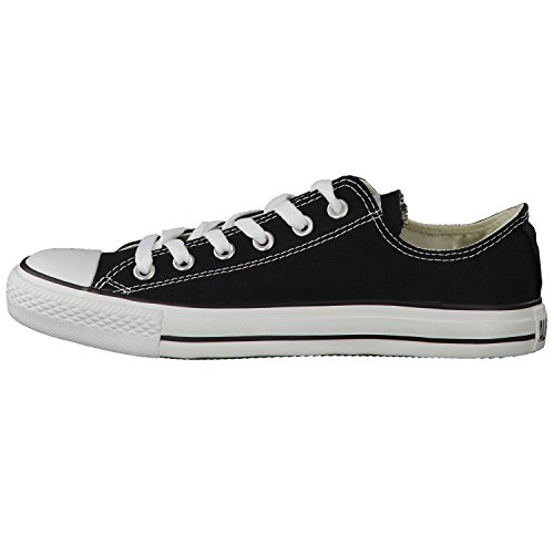 Converse, All Star Ox Canvas Seasonal, Sneaker, Unisex - adulto Schwarz