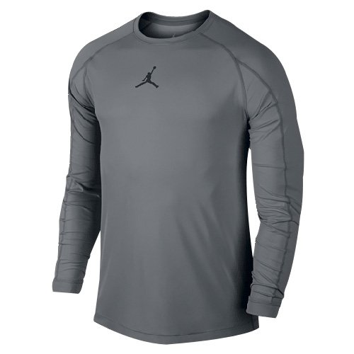Nike AJ All Season Fitted LS Maillot d'entrainement