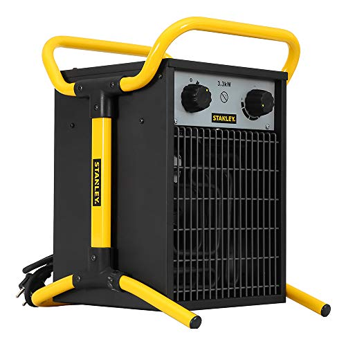 Stanley Calefactor termoventilador eléctrico ST-033-240-E