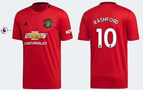 Manchester United Trikot Herren 2019-2020 Home PL - Rashford 10 (L)