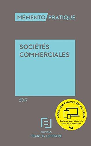 memento-societes-commerciales-2017