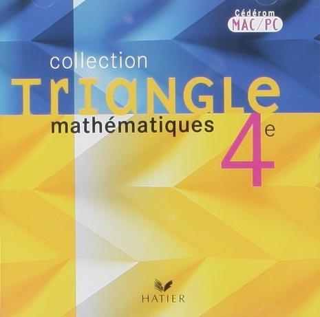 Mathématiques 4ème : CD ROM professeur