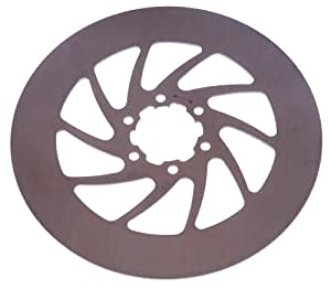 Grimica BIKE/CYCLE DISC ROTOR 6 HOLE 165mm New