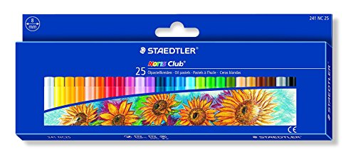 staedtler-noris-oil-pastels-pack-of-25-assorted-colours