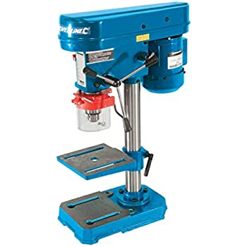 Parkside Bench Pillar Drill Ptbm 500 D4 With Angle