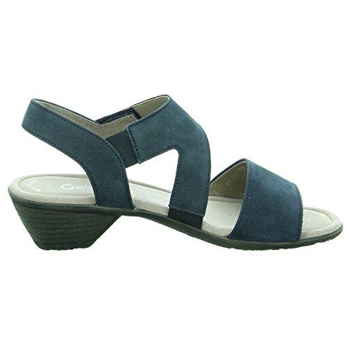 Gabor 6454516, Sandali donna Blau