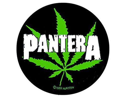 Pantera - Leaf - Toppa/Patch circolare