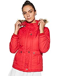 Qube By Fort Collins Women's Parka Hoodie