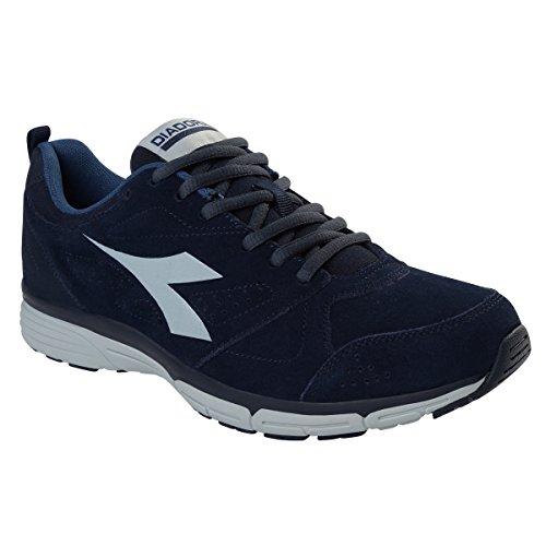 Diadora , Sneakers Basses homme Multicolore - C4062 BLU/GRIGIO