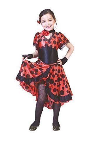 Evita Kostüm - SPANISCHE FLAMENCO EVITA TG 401 098 152