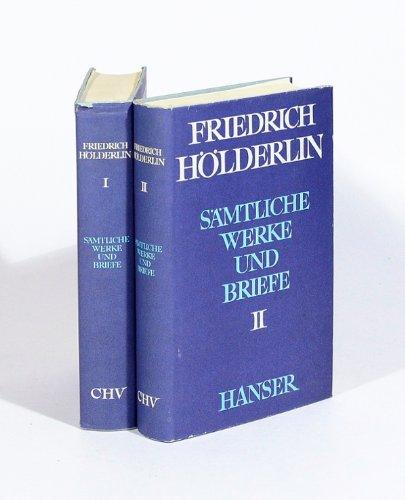 Sämtliche Werke und Briefe. 2 Bände. Hrsg. von Günter Mieth.