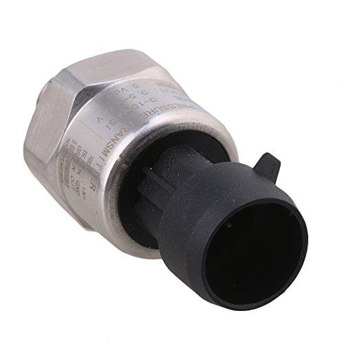 BQLZR 5Vdc Npt1/8316en acier inoxydable Capteur de pression transducteur pour l'huile et réservoirs à gaz, M4170626059
