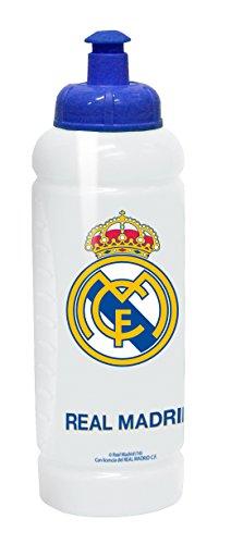 Real Madrid - Gourde Sport en Plastique (Fantasy RM4104)
