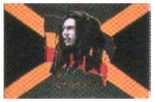 Bob Marley Bandiera 1,5x 0,9m