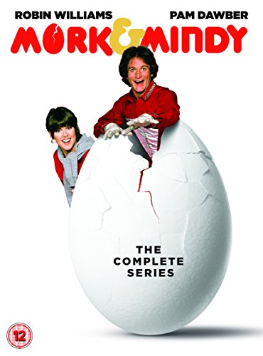 Mork & Mindy: Complete Collection [DVD]