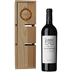 Famille Helfrich - Château Cap l'Ousteau - Vin Rouge Grand Vin Médoc - 1 x 75cl