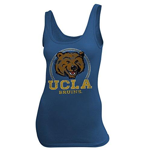 Ouray Sportswear UCLA College NCAA Traditioneller Maler Damen Jersey Tank, Damen, königsblau, XX-Large Ucla Jersey
