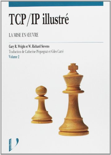 TCP/IP ILLUSTRE. Tome 2, La mise en oeuvre par Gary R Wright