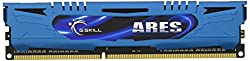 G.SKILL Ares Series 4GB 240-Pin DDR3 SDRAM 1600 PC3 12800 Desktop Memory Model F3-1600C9S-4GAB
