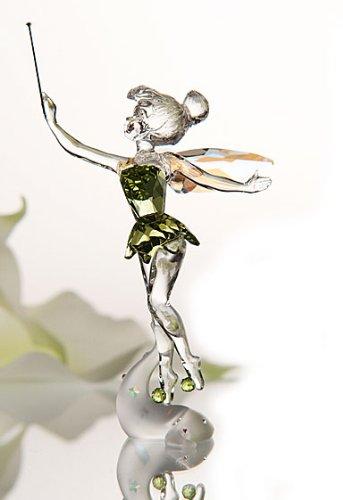 Swarovski Disney Tinkerbell/Tinker Bell grün Kleid 1073747