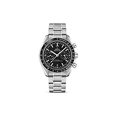 Omega Speedmaster Racing Master Chronograph Automatic Chronometer Black Dial Mens Watch 329.30.44.51.01.001