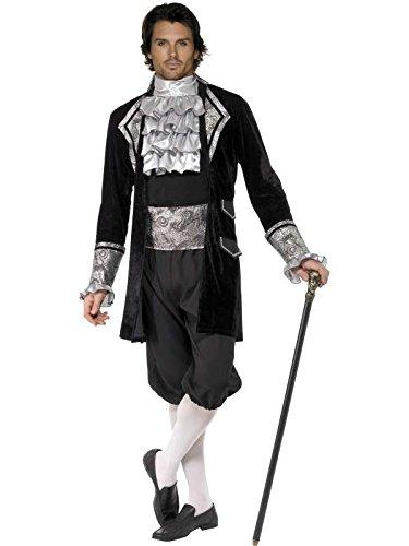 sexy Herren Kostüm Barock, m