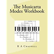 Musicarta Modes Workbook by R A Chappell (2015-05-13)