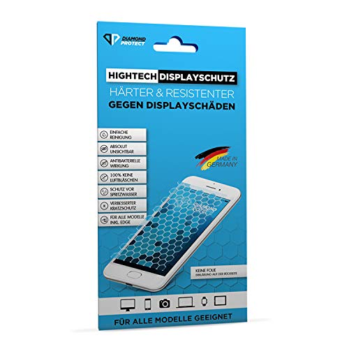 DiamondProtect Displayschutz für Smartphones, Tablets und Smart-TV
