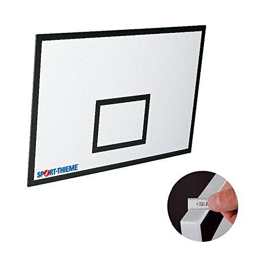 Basketball-Board aus MDF 120x90 cm, 21 mm