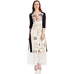 W for Woman Straight Kurta (17FE16483-58550_8_WHITE)
