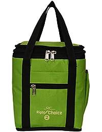 Right Choice Denim 4L Multicolour Unisex Lunch Box Bag