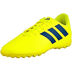 adidas Nemeziz 18.4 Tf J, Scarpe da Calcio Unisex-Bambini, (Multicolor 000), 37.5 EU