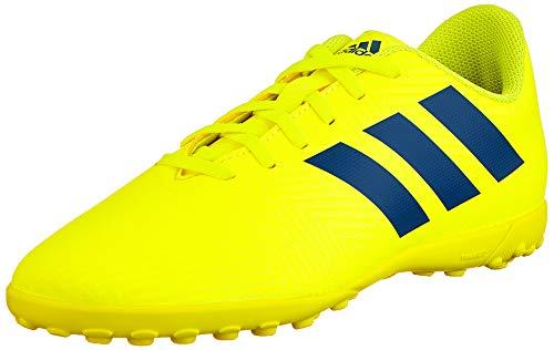 Adidas Nemeziz 18.4 TF J, Botas de fútbol Unisex Adulto, (Multicolor 000), 38 2/3 EU