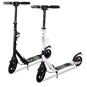 sportvida scooter roller kinder erwachsene klappbar. Black Bedroom Furniture Sets. Home Design Ideas