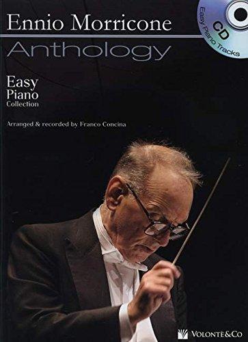 MORRICONE PIANO ANTHOLOGY+CD