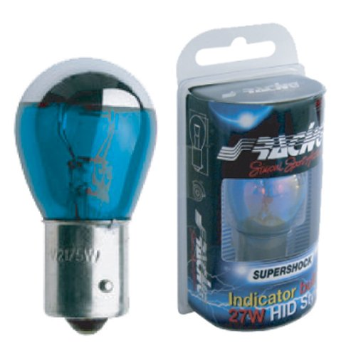 Preisvergleich Produktbild Simoni Racing CH / BA-W Bulb Bau15S Halogen,  Monofilament,  Chrome Head,  White Light