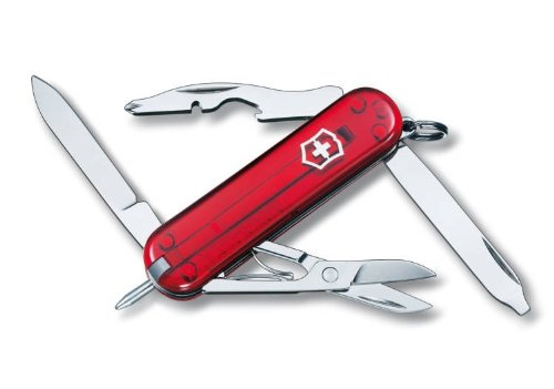 Victorinox Manager – Couteau suisse, Manager, Rouge