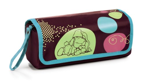 Nici 34318 - Mäppchen zum Ausrollen Jolly Sleepy Nylon 19 x 7 x 7 cm