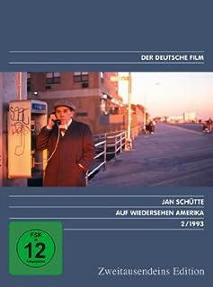 Auf Wiedersehen Amerika - Zweitausendeins Edition Deutscher Film 2/1993.