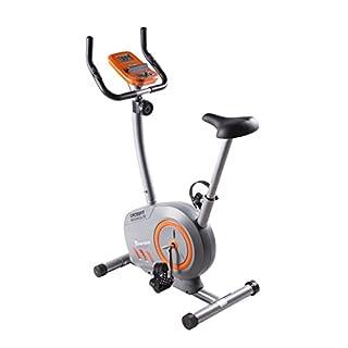Astan Hogar Crossfit Indoor Elite Magnetic-B Heimtrainer, Unisex, Erwachsene, Weiß/Orange, Einheitsgröße