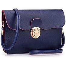 Borsa Familizo Elegant A tracolla in pelle delle donne pochette borsetta Tote borsa Hobo Messenger