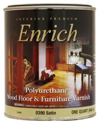 true-value-0390-qt-enrich-satin-polyurethane-varnish-1-quart-by-true-value