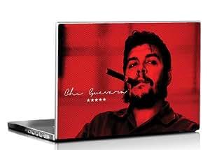 Seven Rays Che Guevara Smoking Cigar Laptop Skin