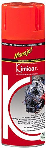 Kimicar Marine, Pulitore Valvole e Carburatori Unisex – Adulto, Incolore, 400 ml