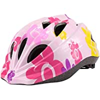 Kids & Children Helmet, for Riding/Skating/Scooter/Skiing/Cycling/Mountain Bike Helmet with PC Shell, CPSC Standard, Lightweight & Breathable, Adjustable Strap, Available for 3-8 Years Old Boys/Girls