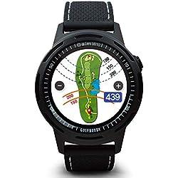 GolfBuddy W10 - Telémetro de Golf Unisex, Talla única, Color Negro