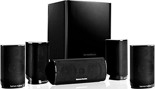 Harman/Kardon HKTS 9 Sistema de altavoces para Home Theatre de sonido envolvente...