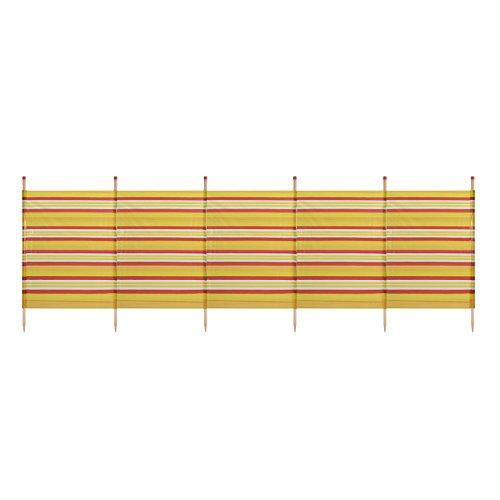 WBL Printed Outdoor Standard Stripes Windbreak